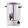 30 litre water boiler available to hire for catering events at Stamford Tableware Hire
