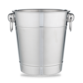 Stainless steel ice/champagne bucket Stamford Tableware Hire